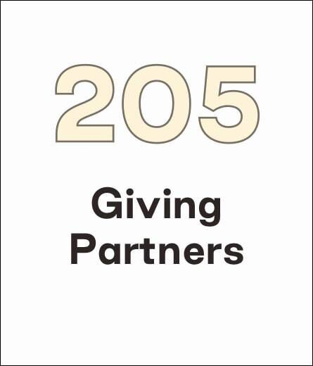 205 Giving Partners.
