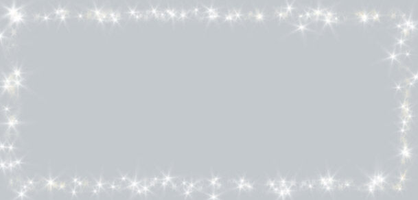 grey background with light grey sparkle border